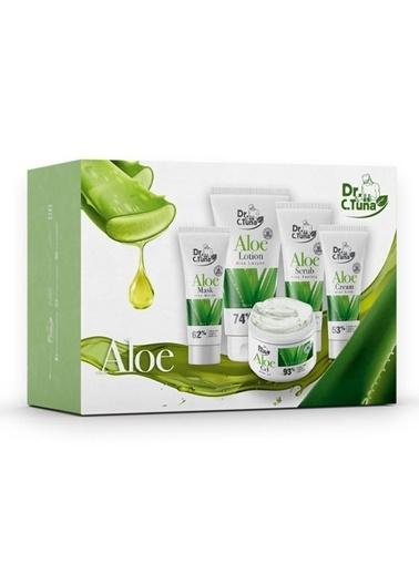 Farmasi Dr. C.Tuna Aloe Set(Özel Mıknatıslı Kutuda) Renksiz